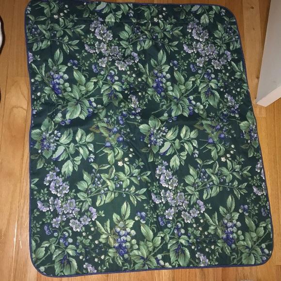 Laura Ashley set of 3 Sham pillow Cases